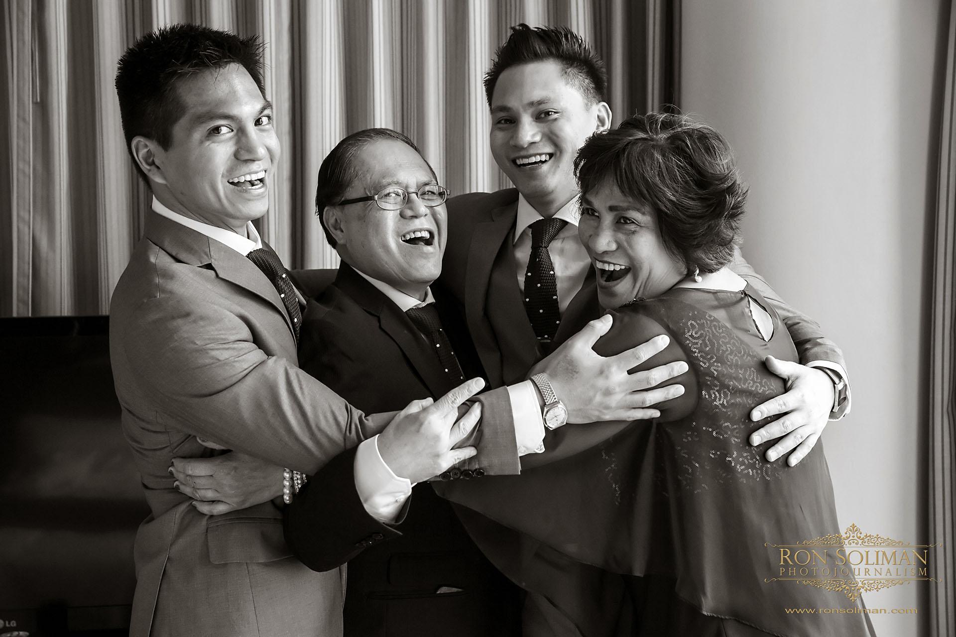 Filipino wedding photo