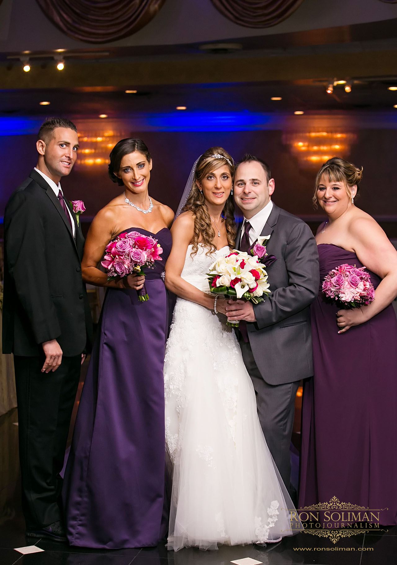 The Grand Marquis Caterers wedding photos