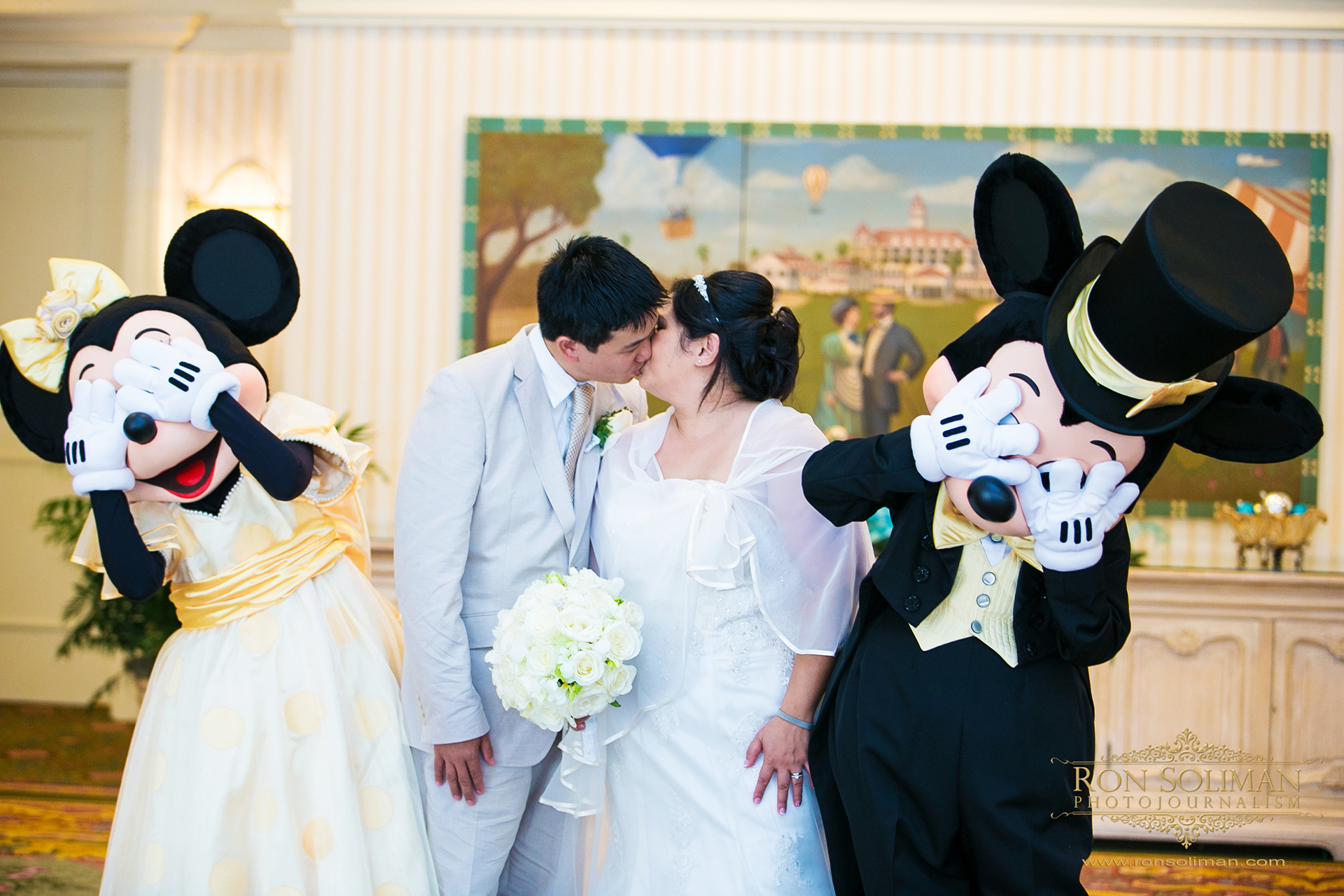 mickey mouse wedding
