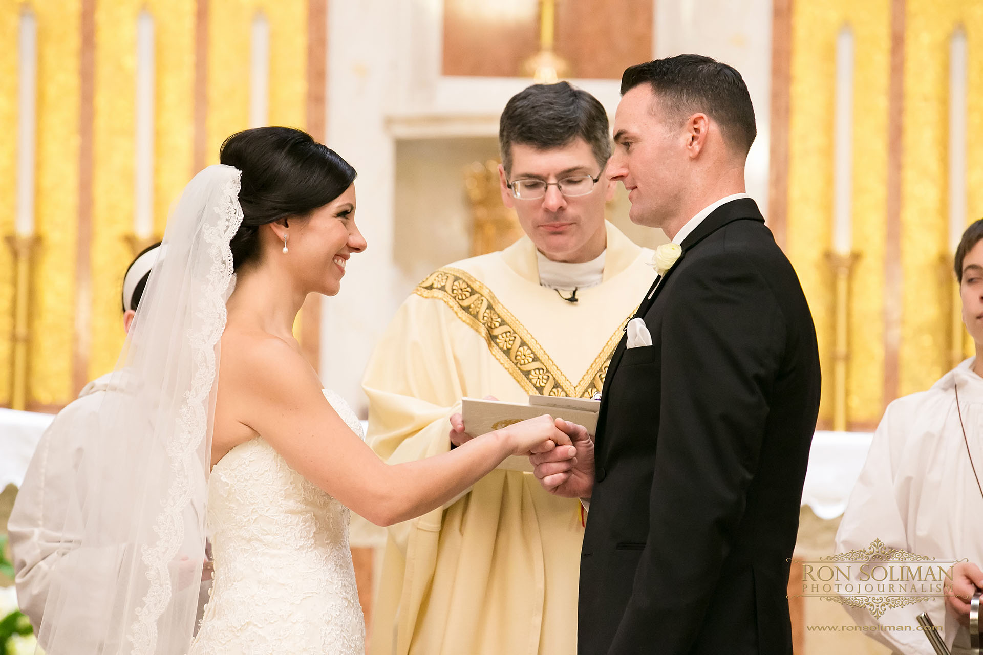 Saint Francis of Assisi Parish Springfield, PA wedding