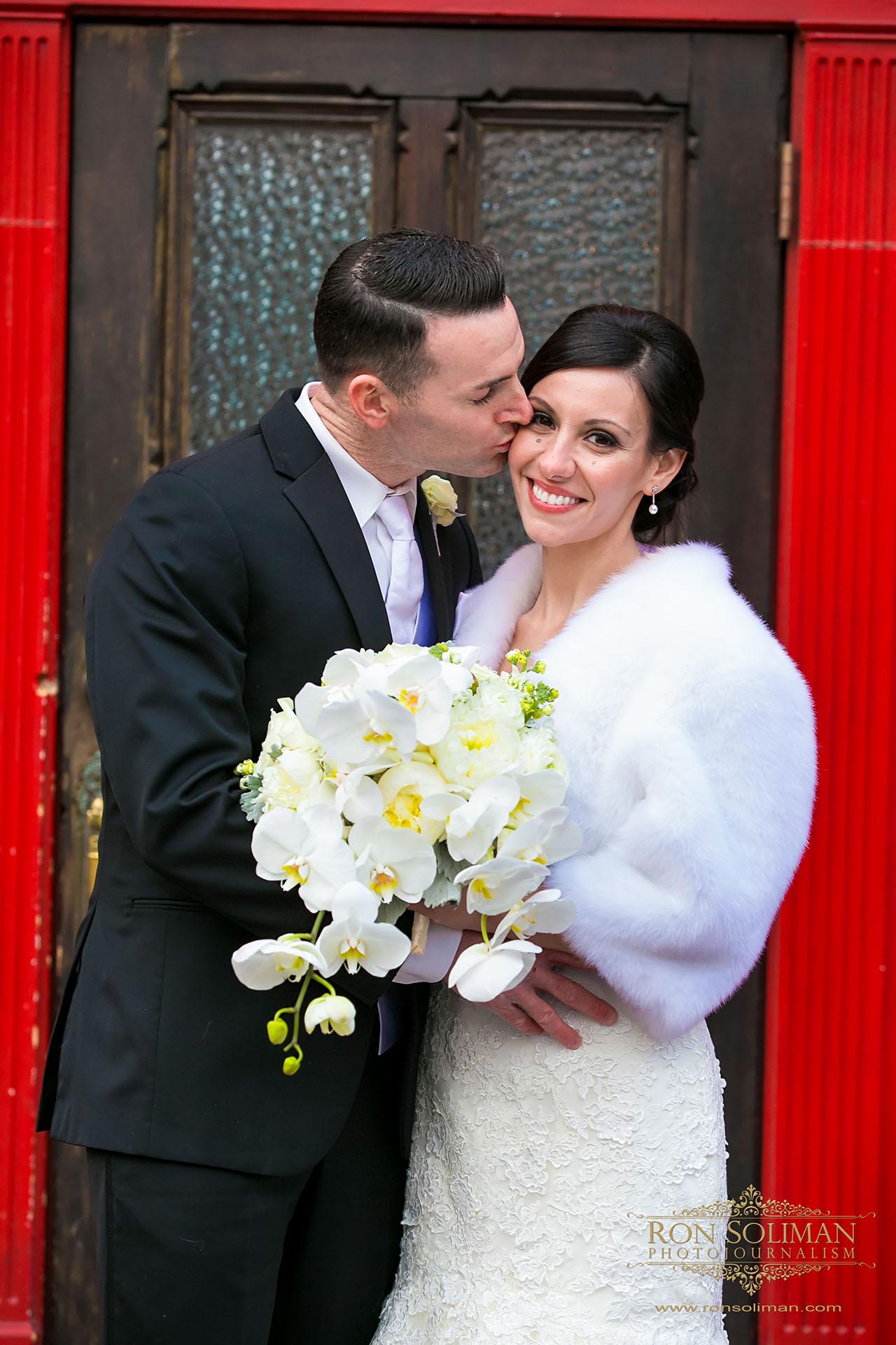 Media Pennsylvania Courthouse wedding photos