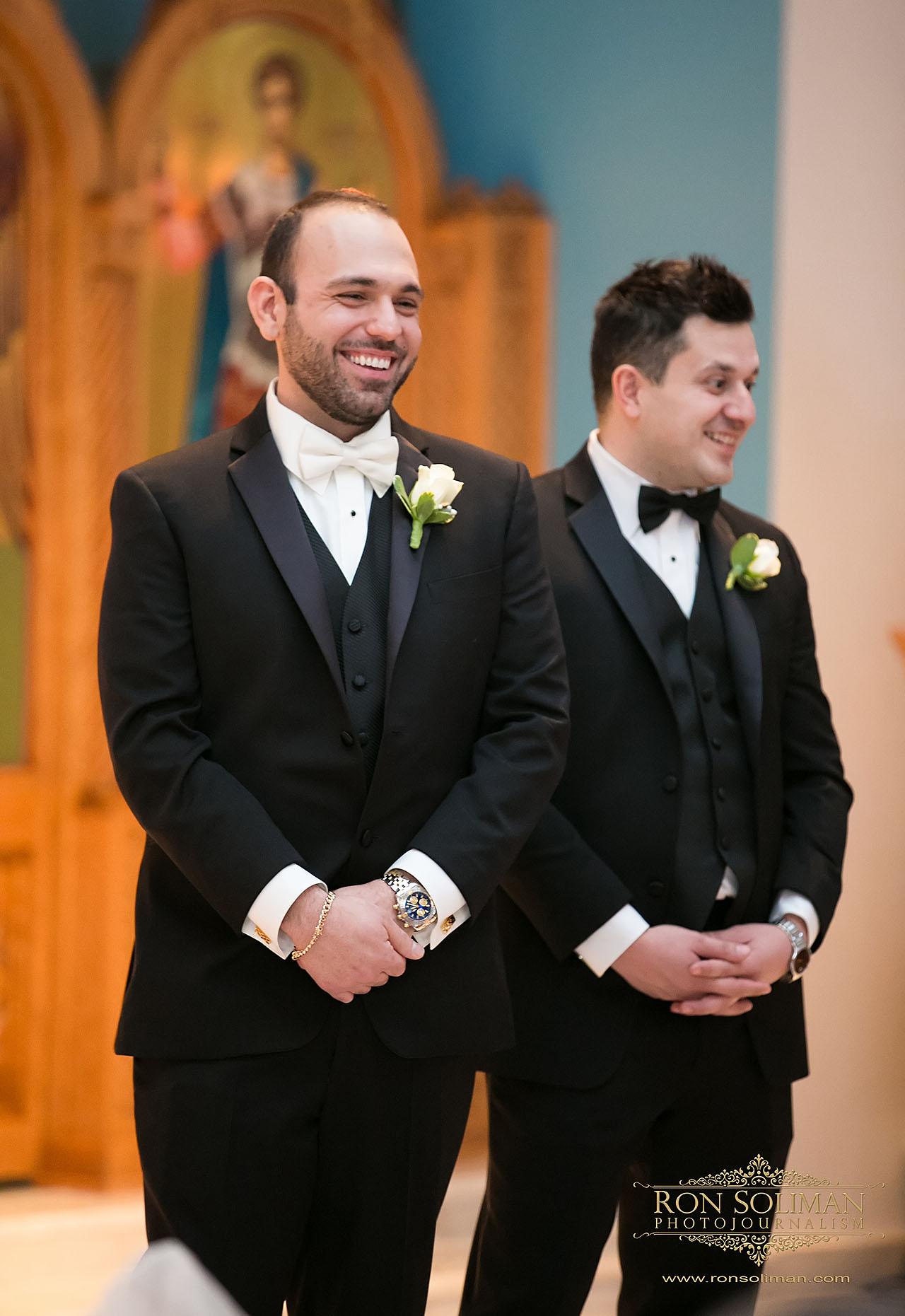st. george greek orthodox church wedding media, pa