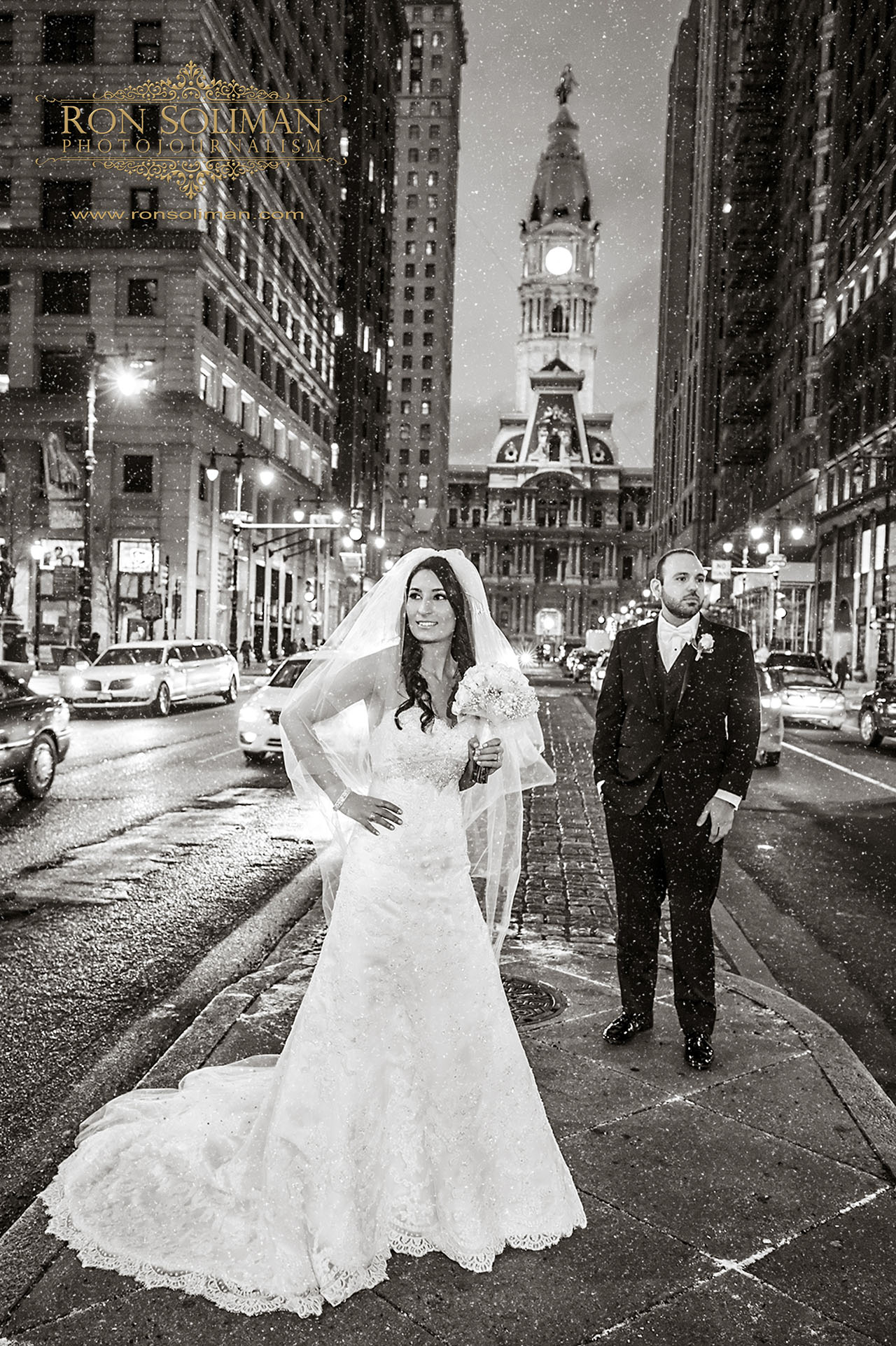 Adelphia wedding