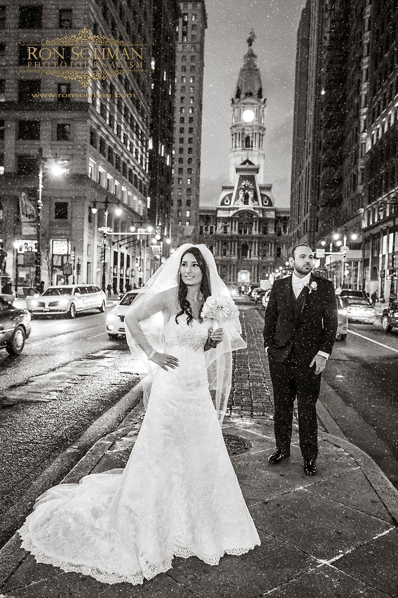 Adelphia wedding