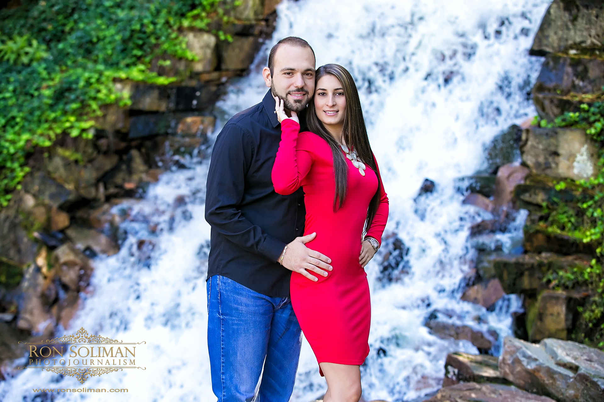Adelphia Wedding and Long Gardens Engagement photos
