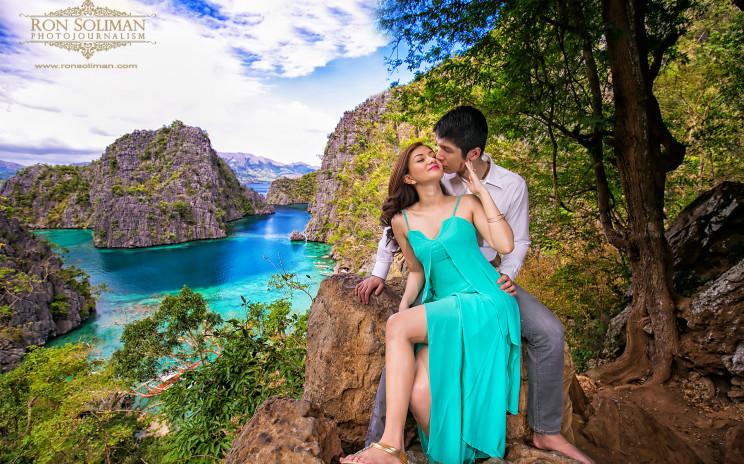 Congrats To Jackie Ivan Coron Islands Palawan Philippines
