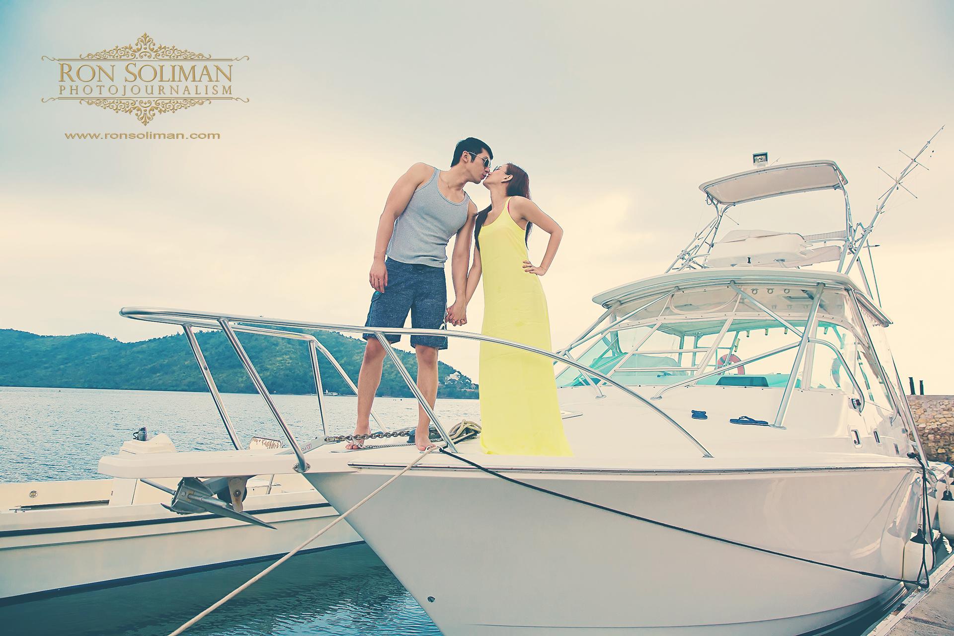 Coron Palawan destination wedding