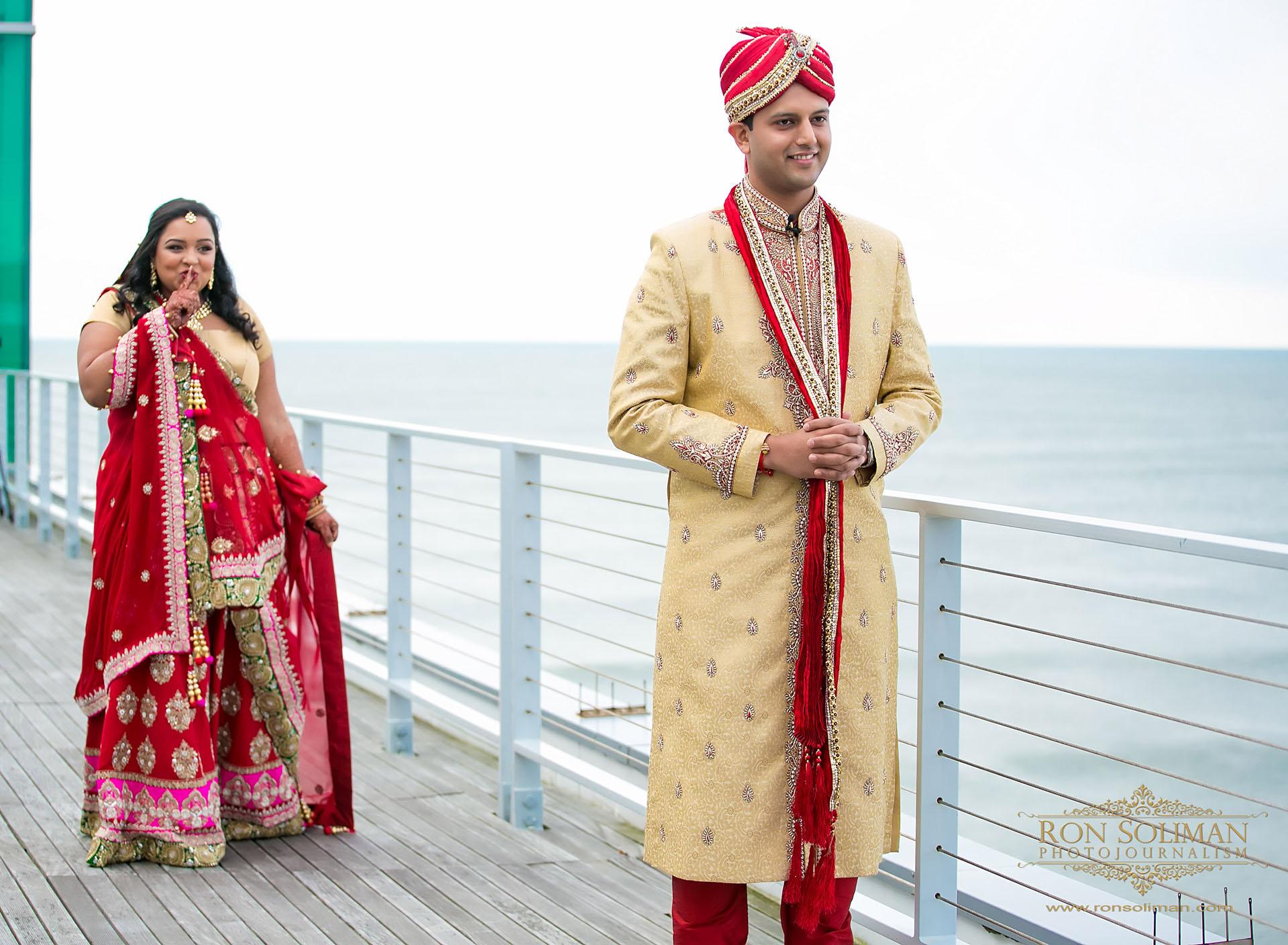 ONE ATLANTIC WEDDING 013