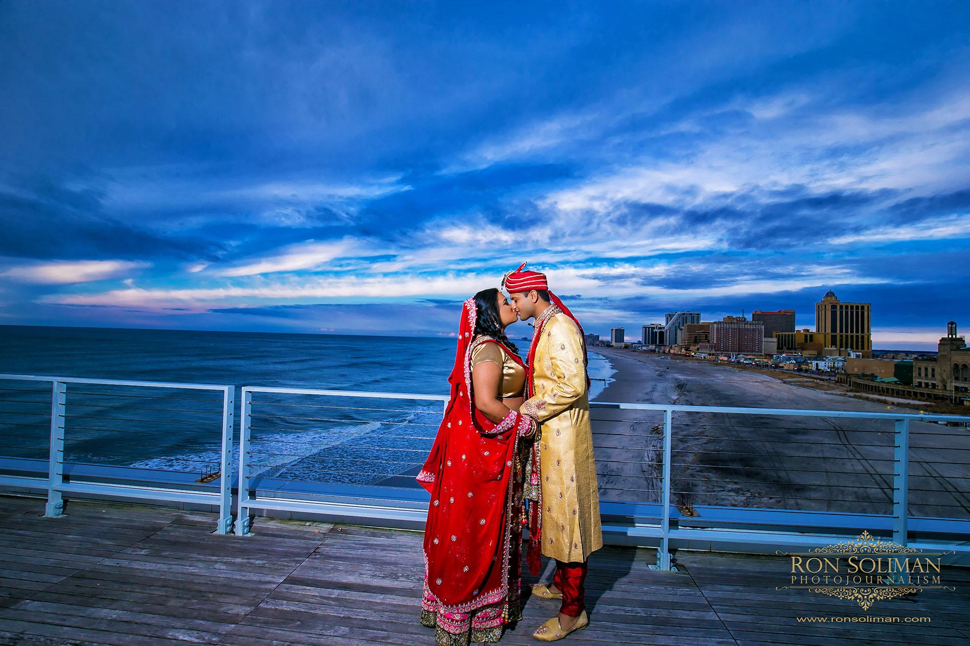 ONE ATLANTIC WEDDING 016