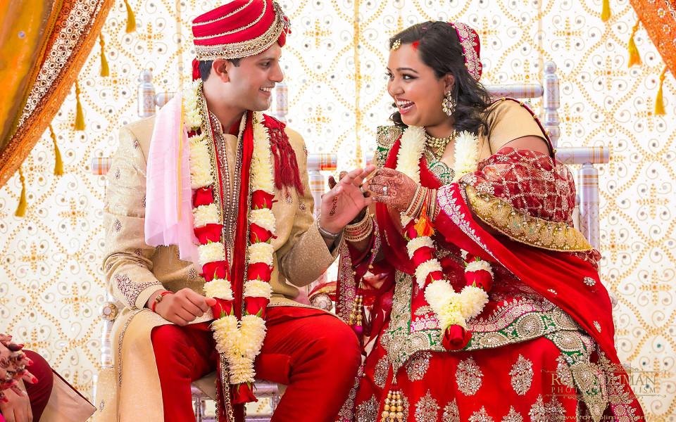 One Atlantic Indian wedding