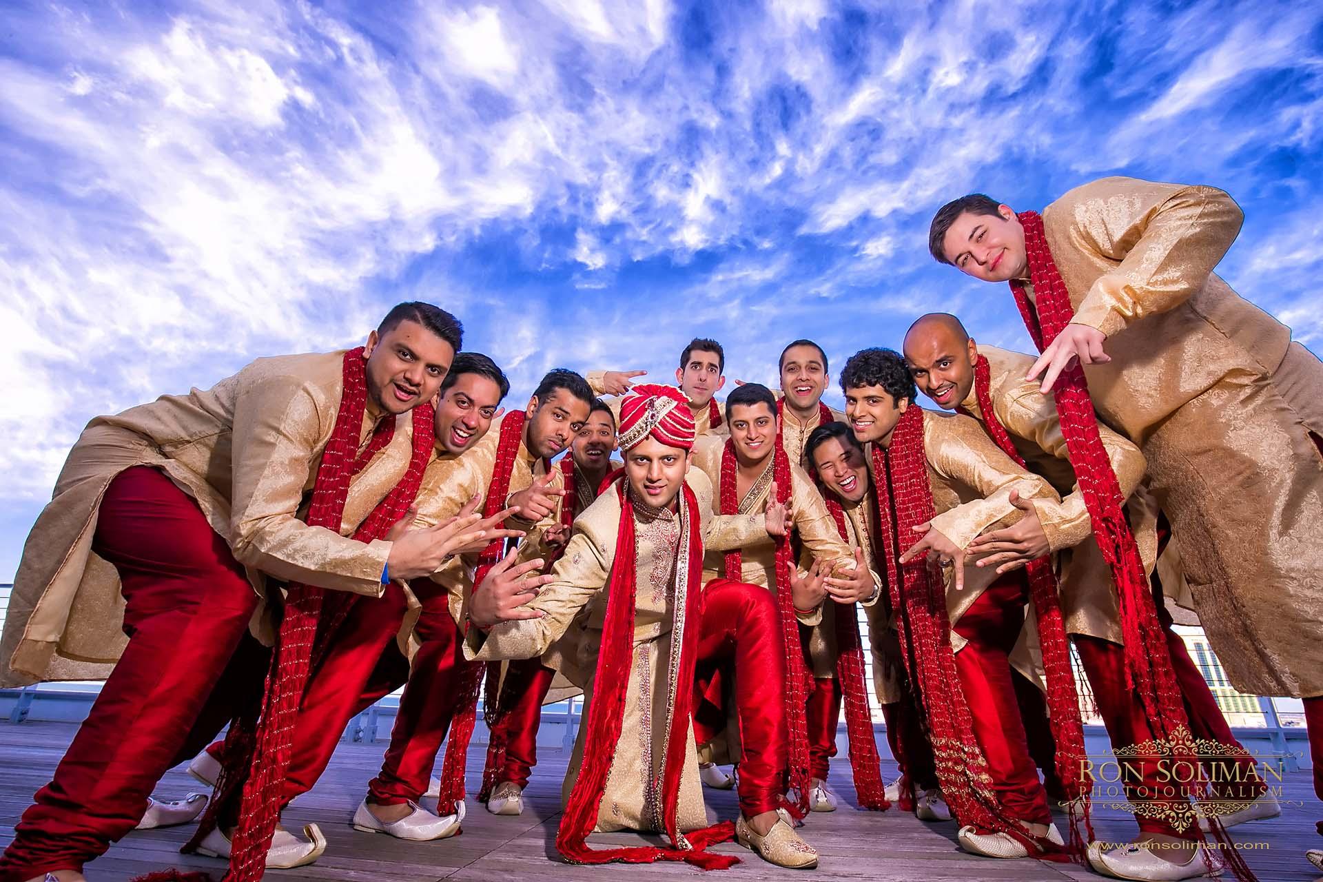 ONE ATLANTIC WEDDING 045