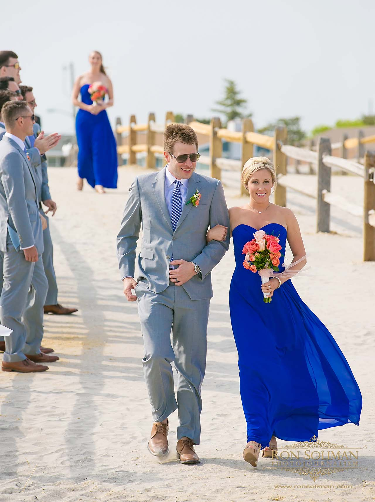 Avalon Beach wedding