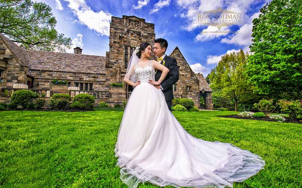 The Merion Tribute House wedding photos