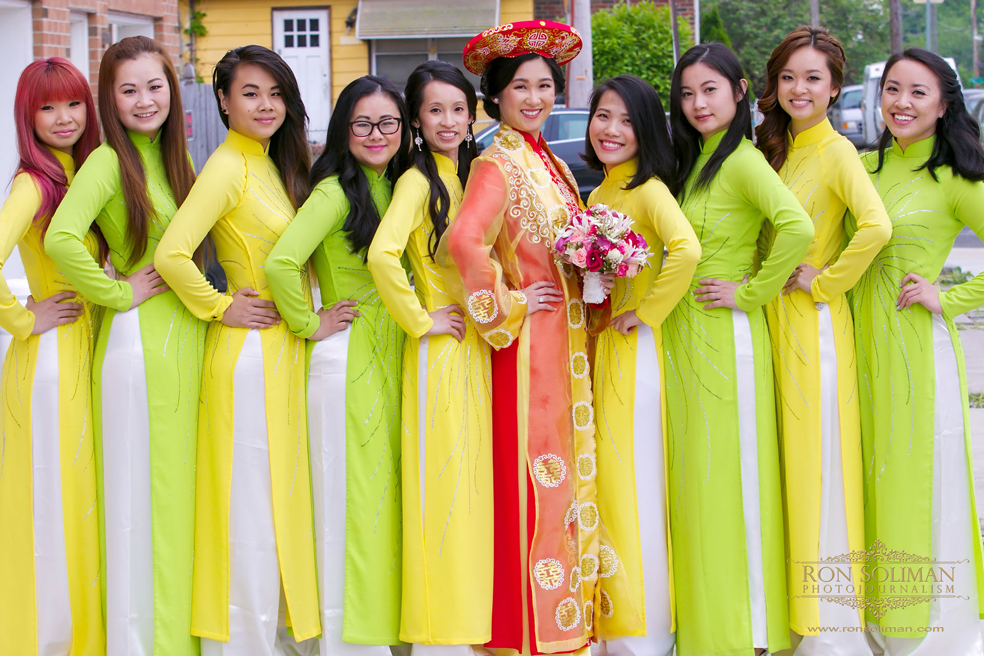 VIETNAMESE WEDDING PHOTOS