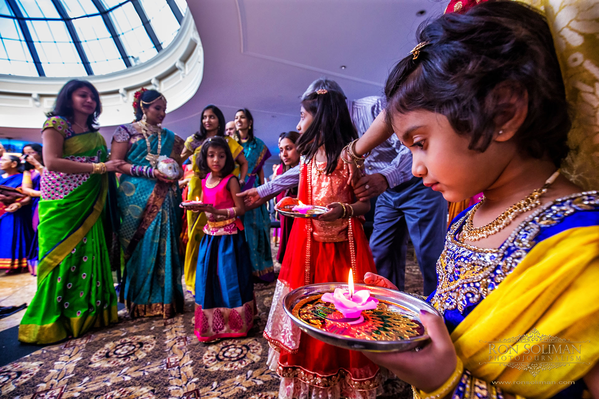 Hindu Ceremony at The Merion