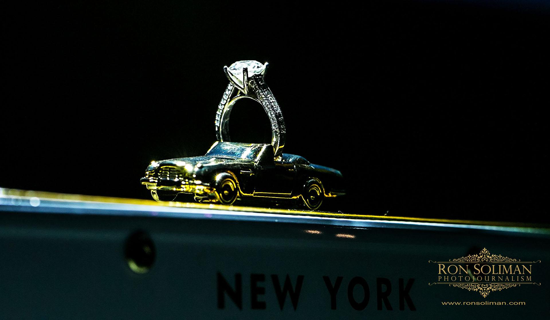 TRIBECA NEW YORK ENGAGEMENT