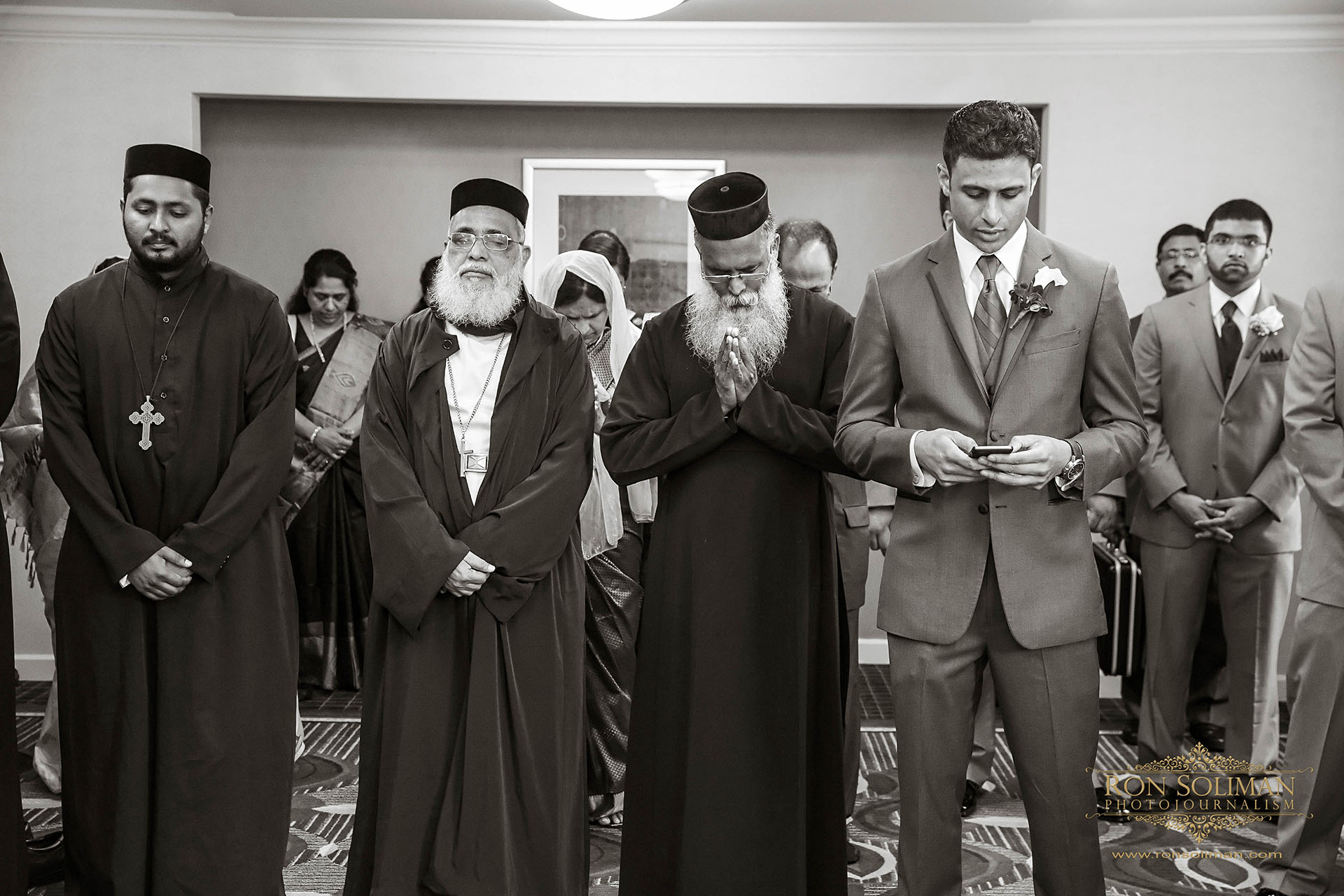 INDIAN ORTHODOX WEDDING photos