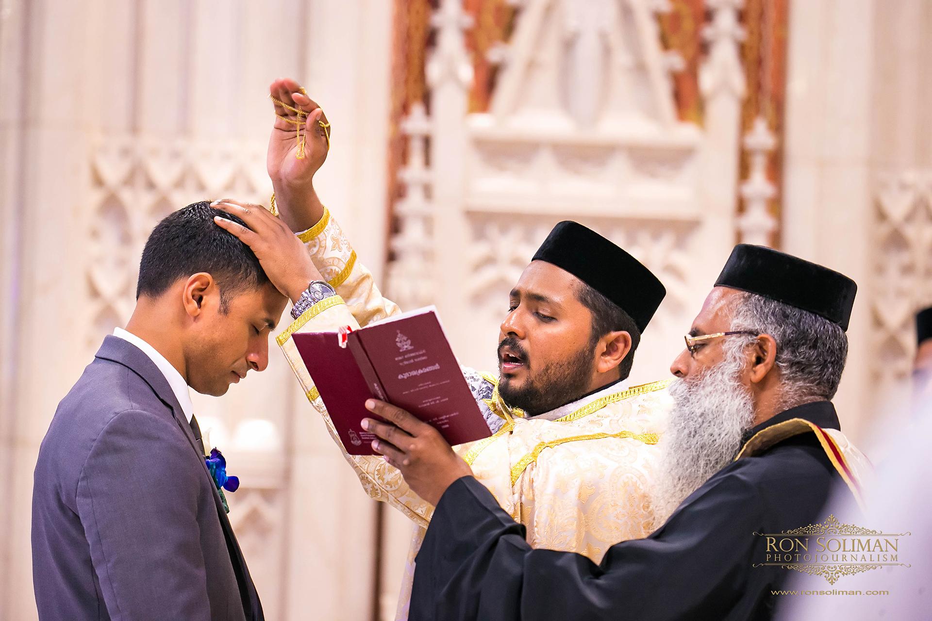 INDIAN ORTHODOX WEDDING photos