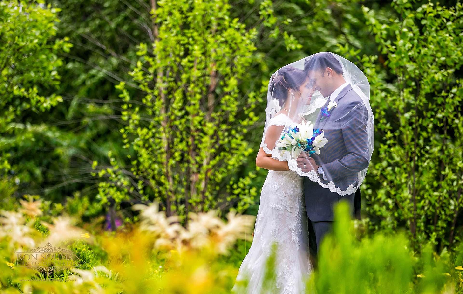 Branch Brook Park Wedding Photos