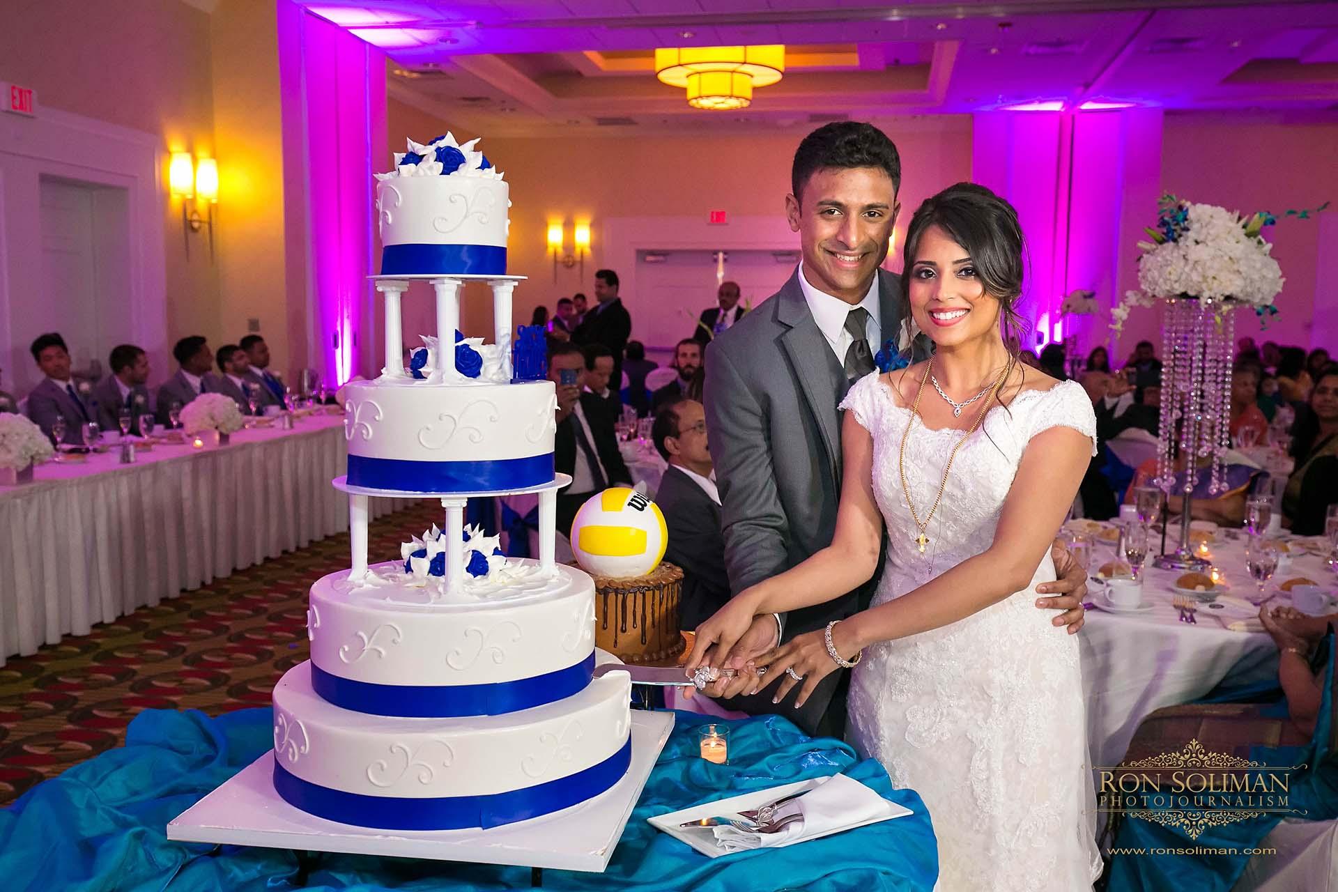 Hanover Marriott wedding photos