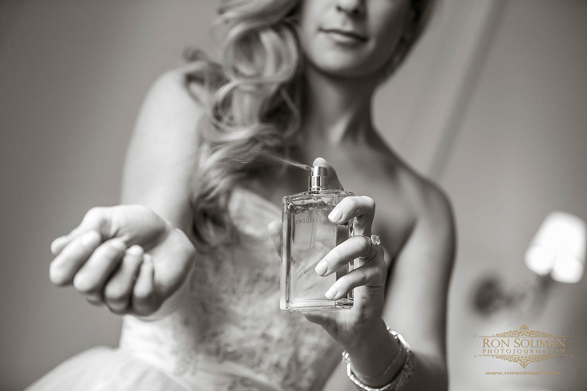 Channel wedding perfume