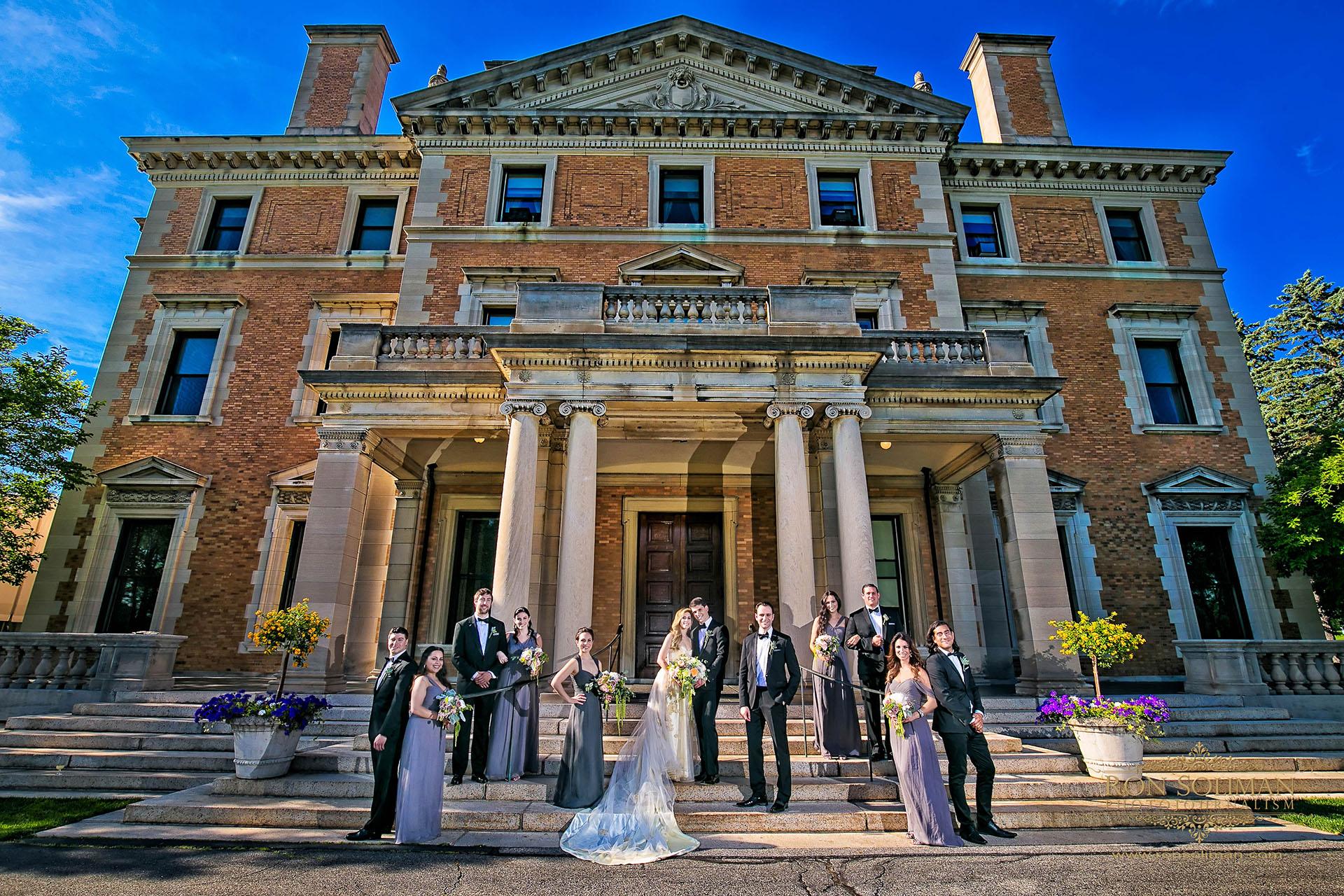 best bridal party photos