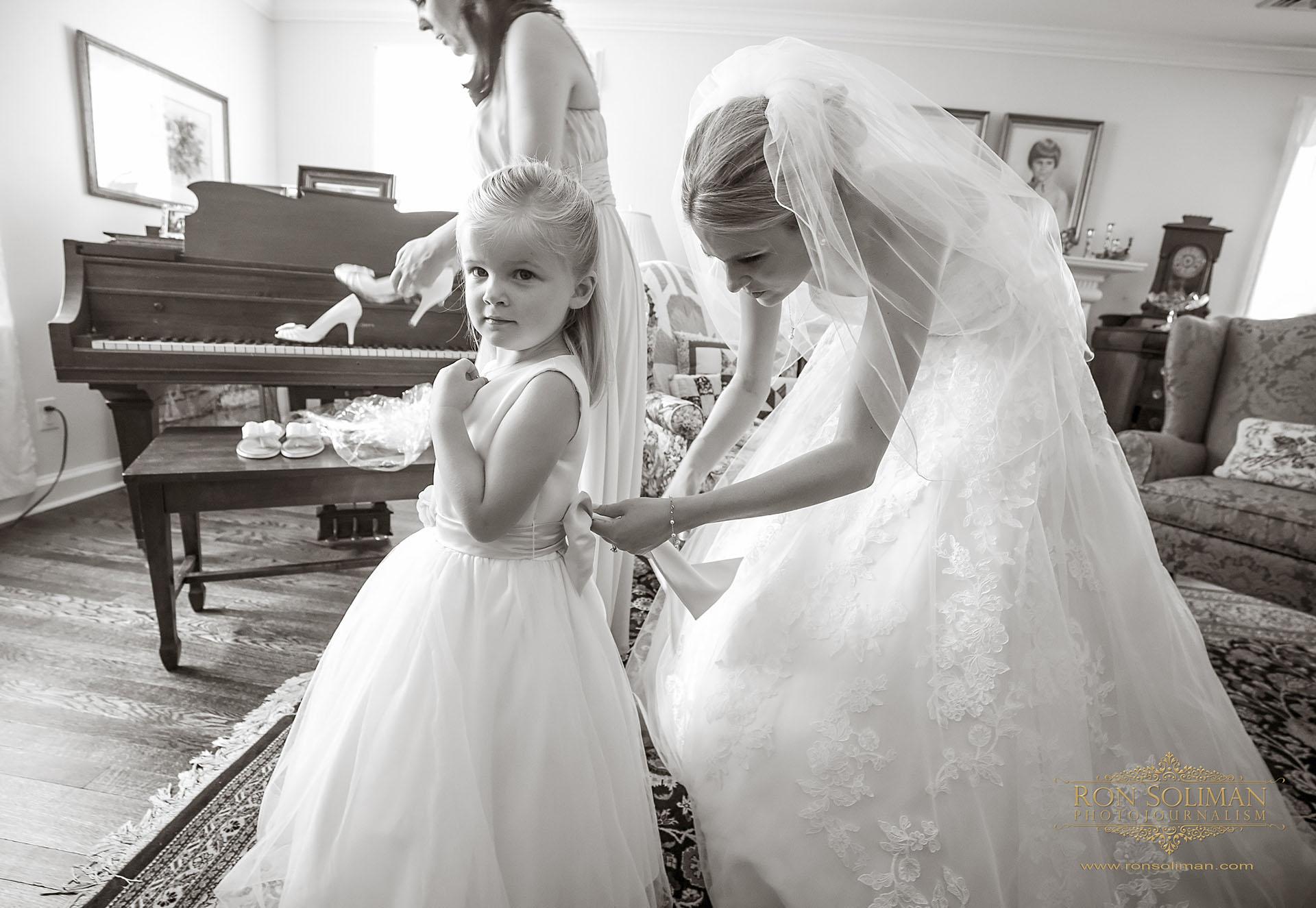 First Presbyterian Church at Caldwell wedding photos