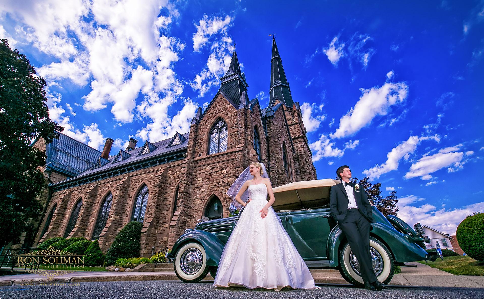 Best Vintage wedding car photos