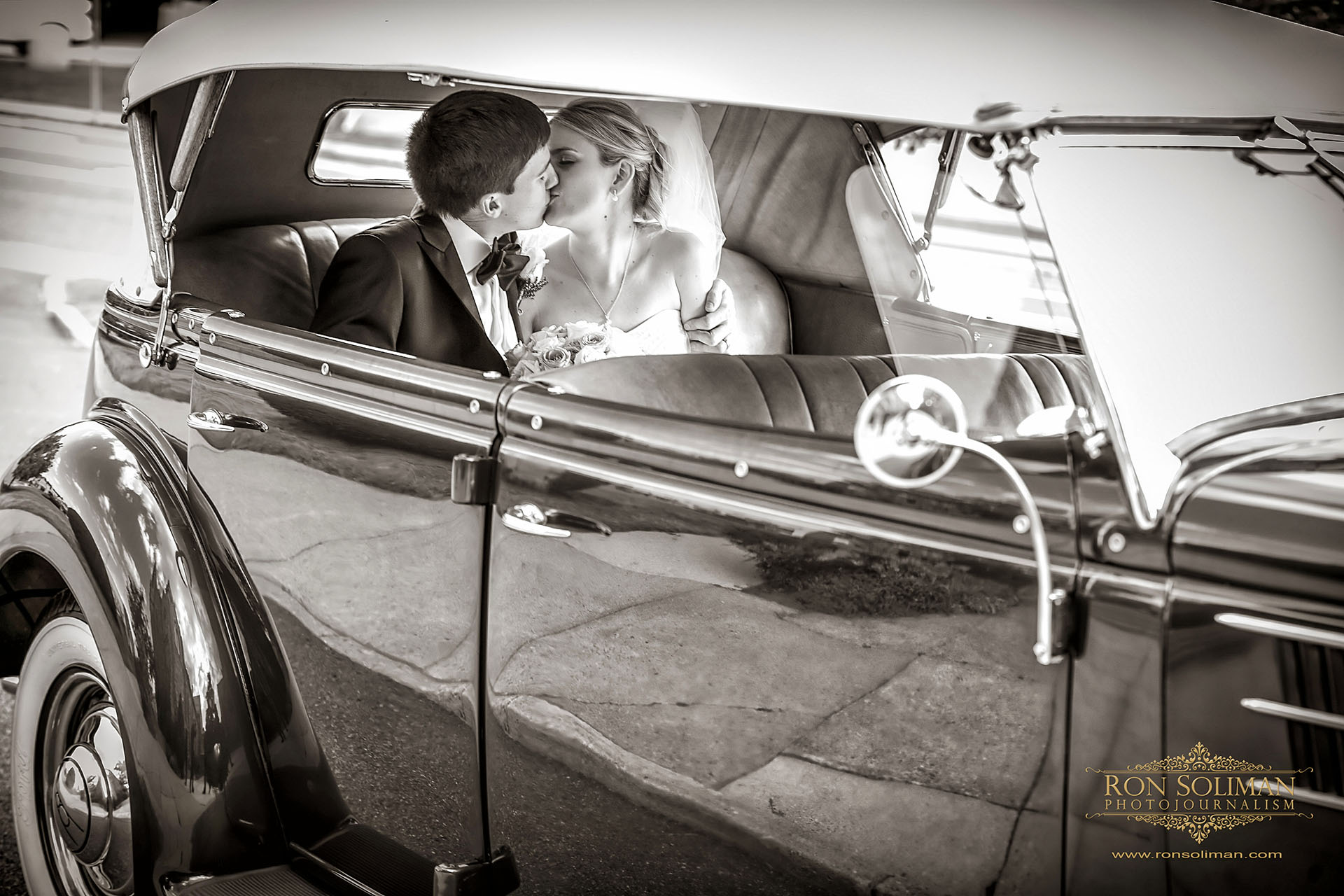 Best Vintage wedding car photos