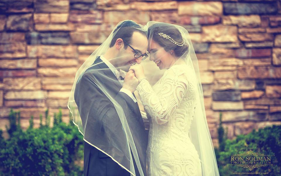 Sephardic Temple Wedding photos