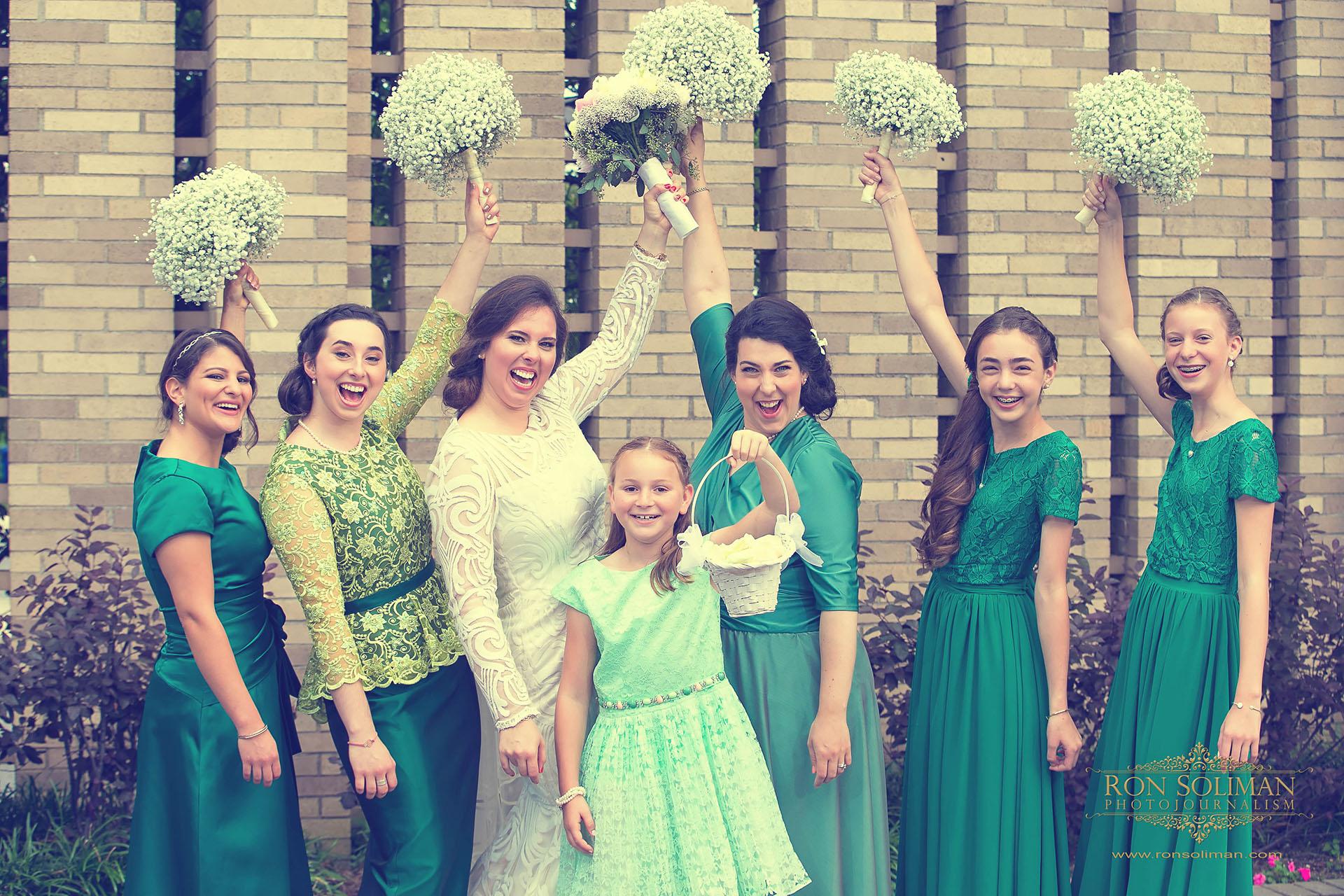 Best Jewish Orthodox wedding photos