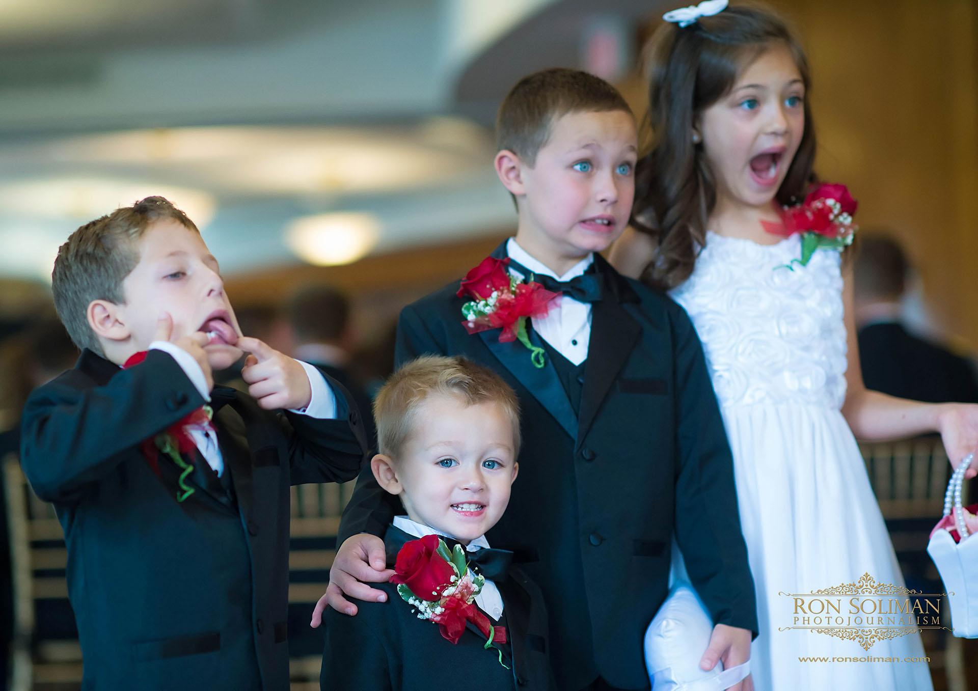 Best ring bearer WEDDING photos
