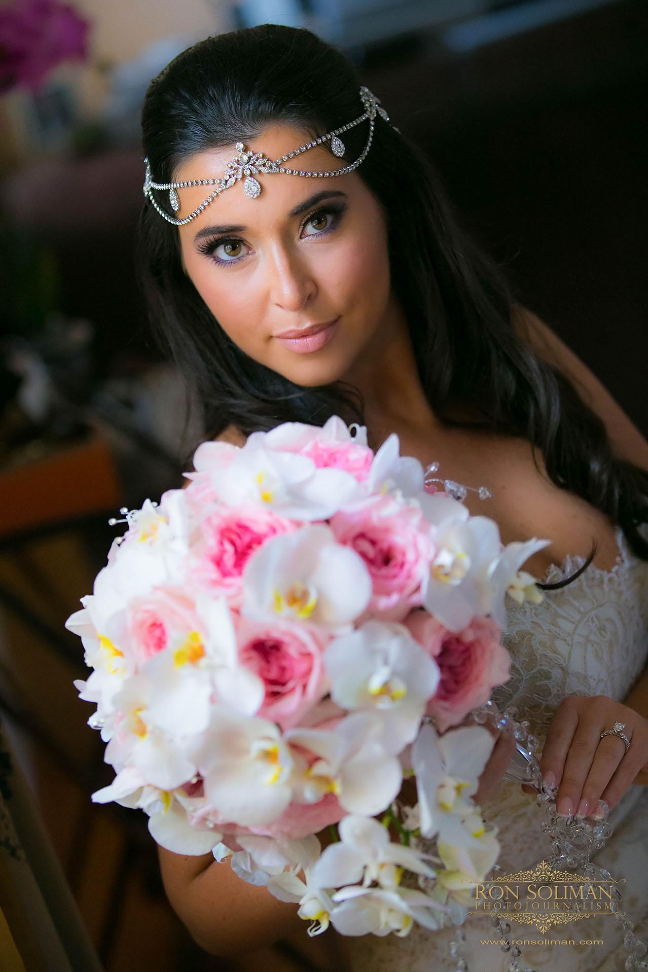 kim kardashian's wedding headband