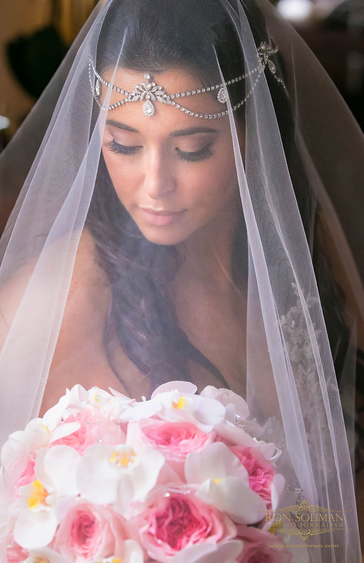 kim kardashian's wedding headband