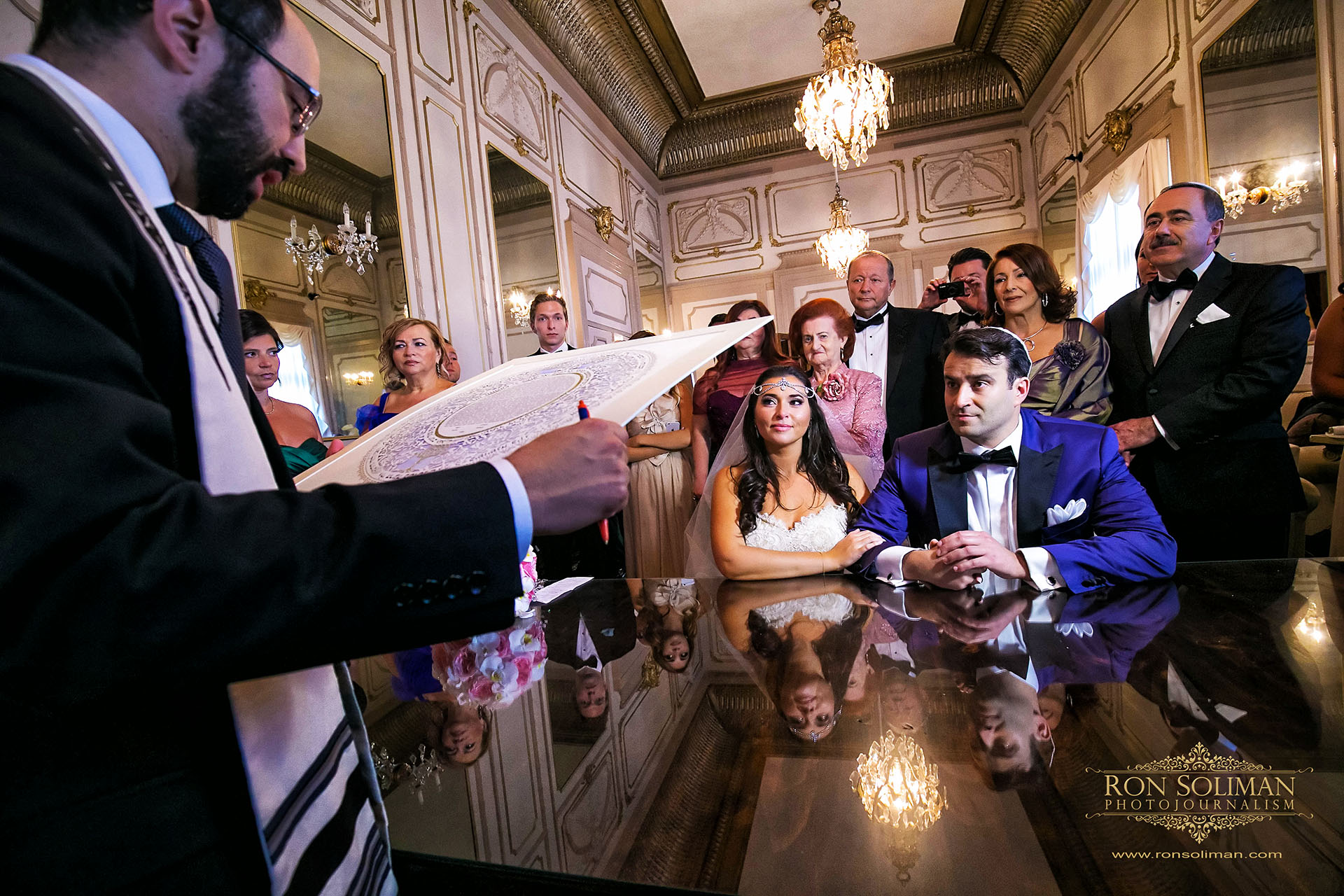 Russian Jewish wedding photos