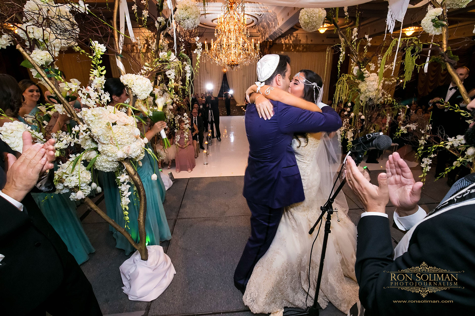 Best Crystal Tea Room Wedding photos