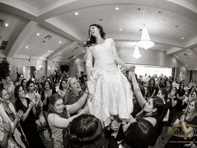 Jewish Orthodox Wedding | Naomi + Aaron