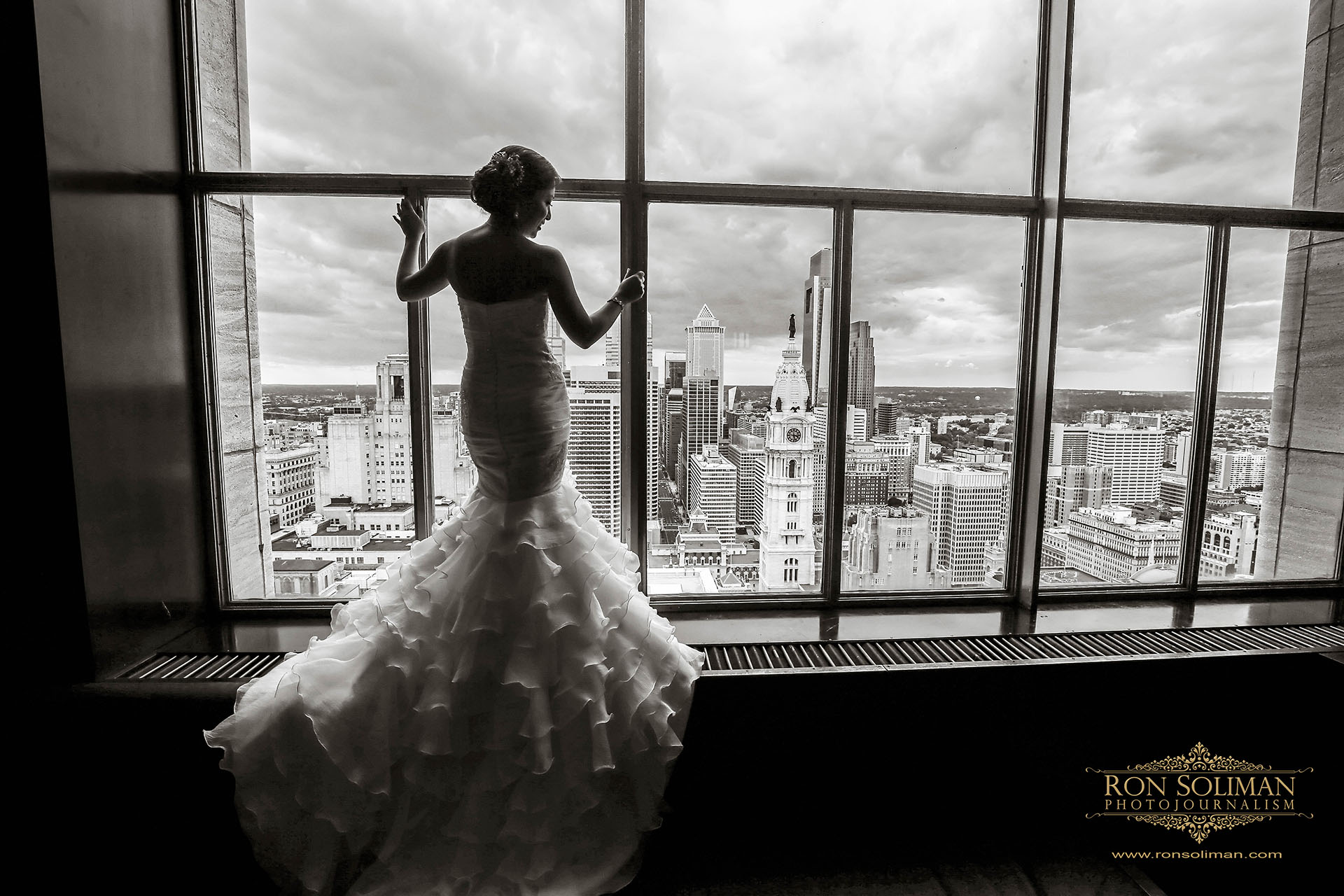 Best Loews Hotel wedding photos