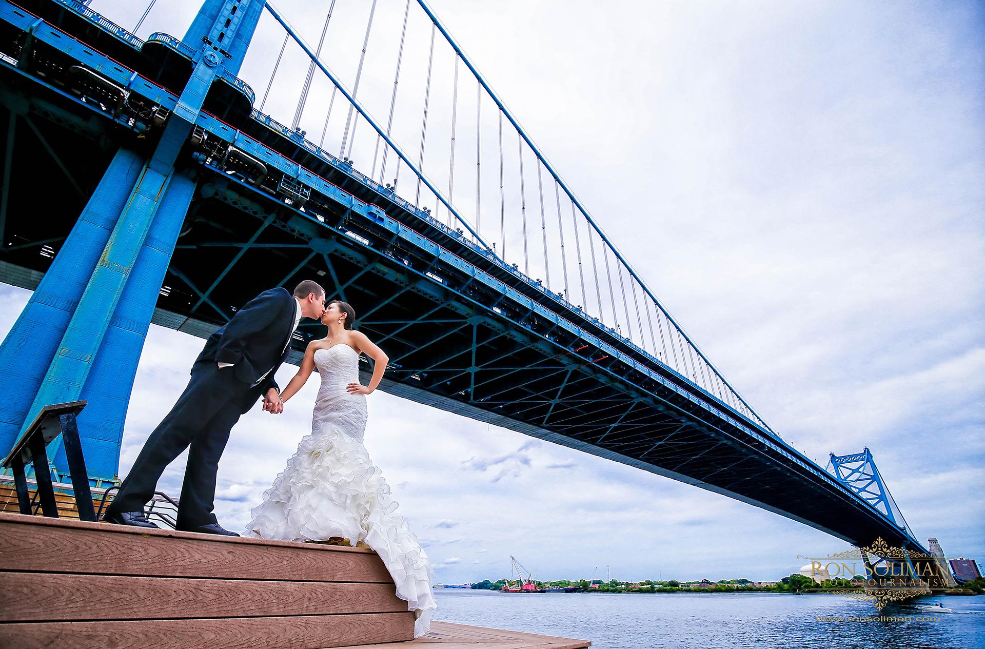Ben Franklin Wedding photos