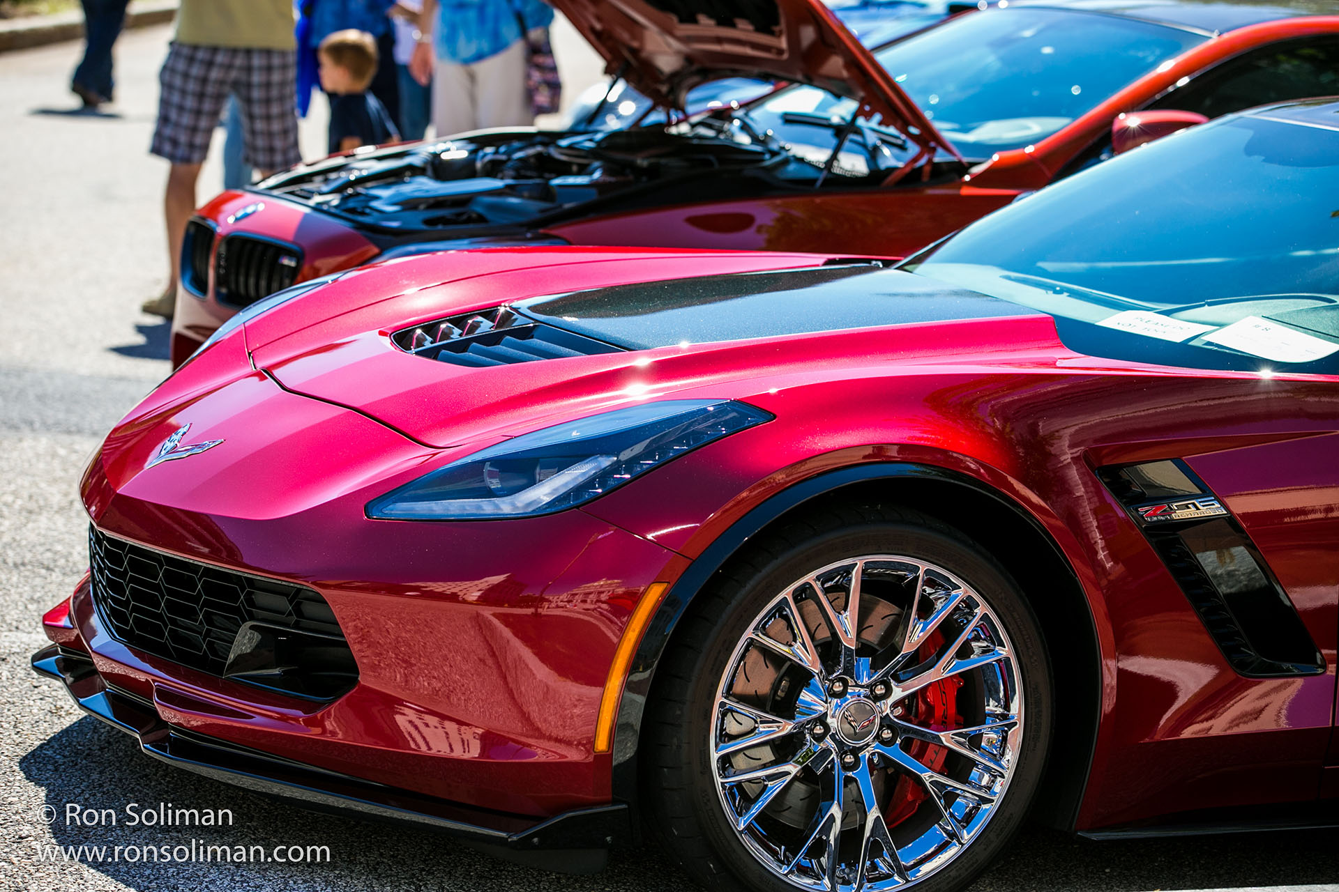 SUPERCARS ON STATE STREET