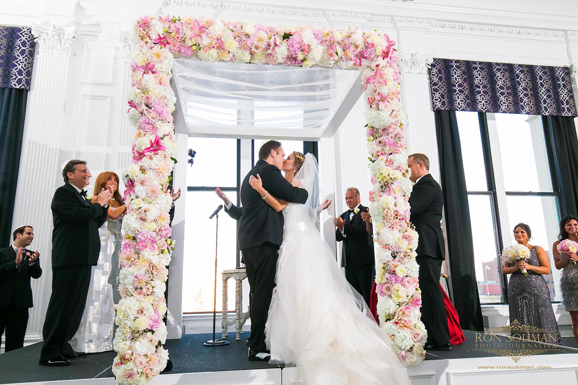 Philadelphia Jewish wedding photos