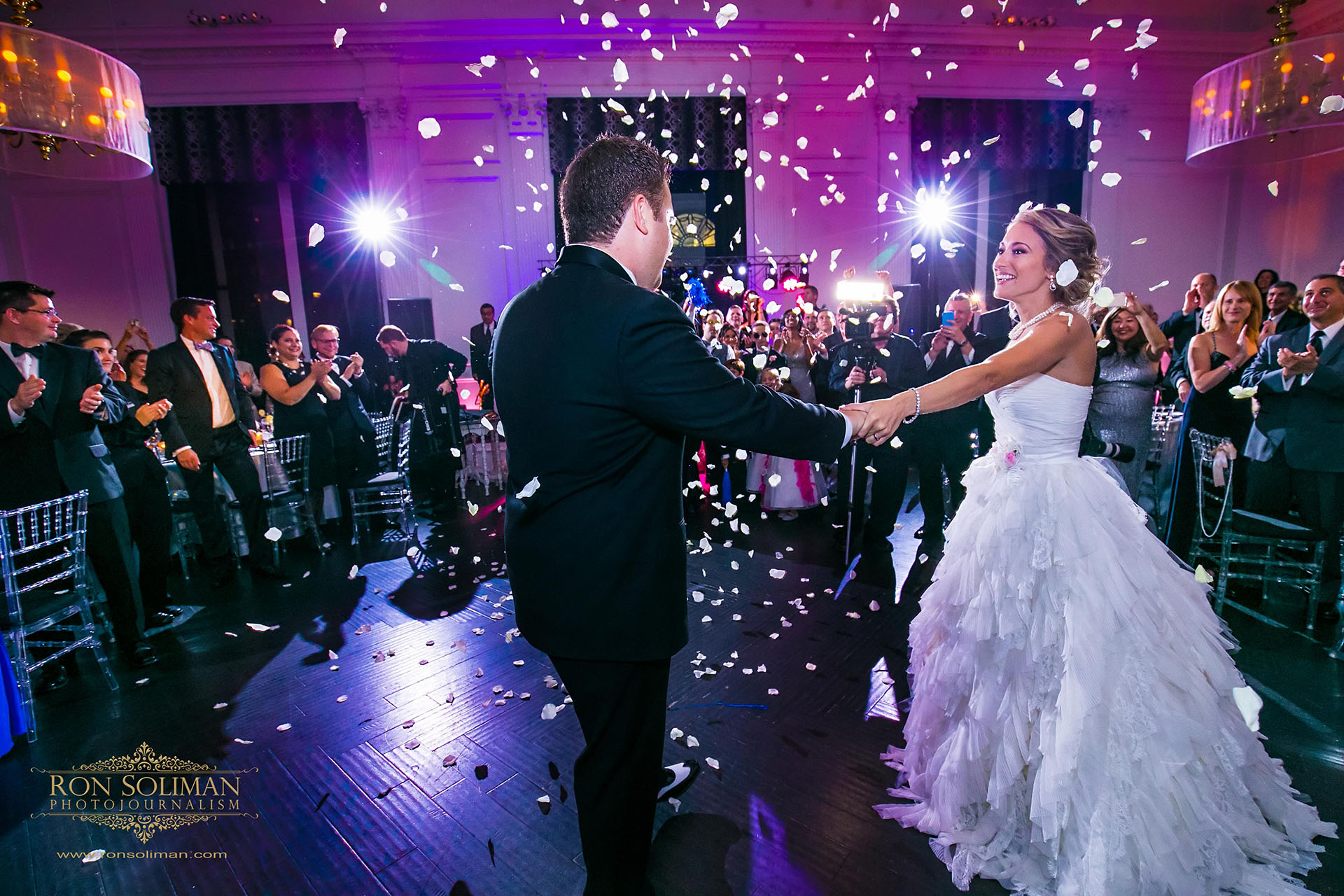 Best wedding photos at The Downtown Club