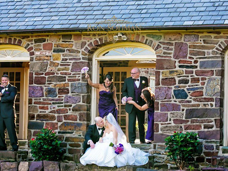 Pearl S. Buck Estate Wedding | Katie + Sean