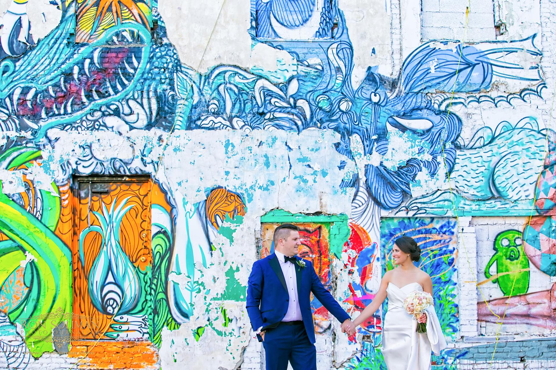 Northern Liberties Philadelphia wedding photos