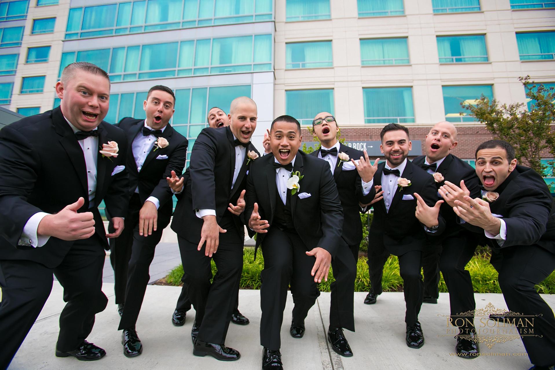 THE WATERFALL Wedding 14