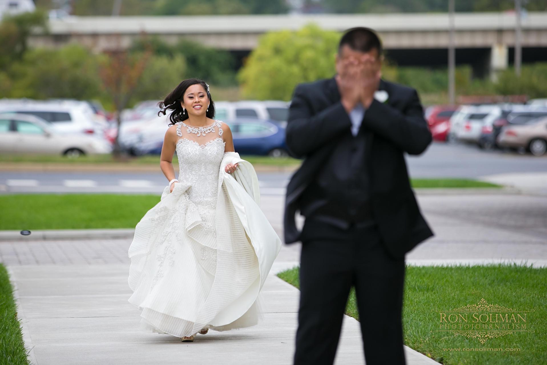 THE WATERFALL Wedding 16
