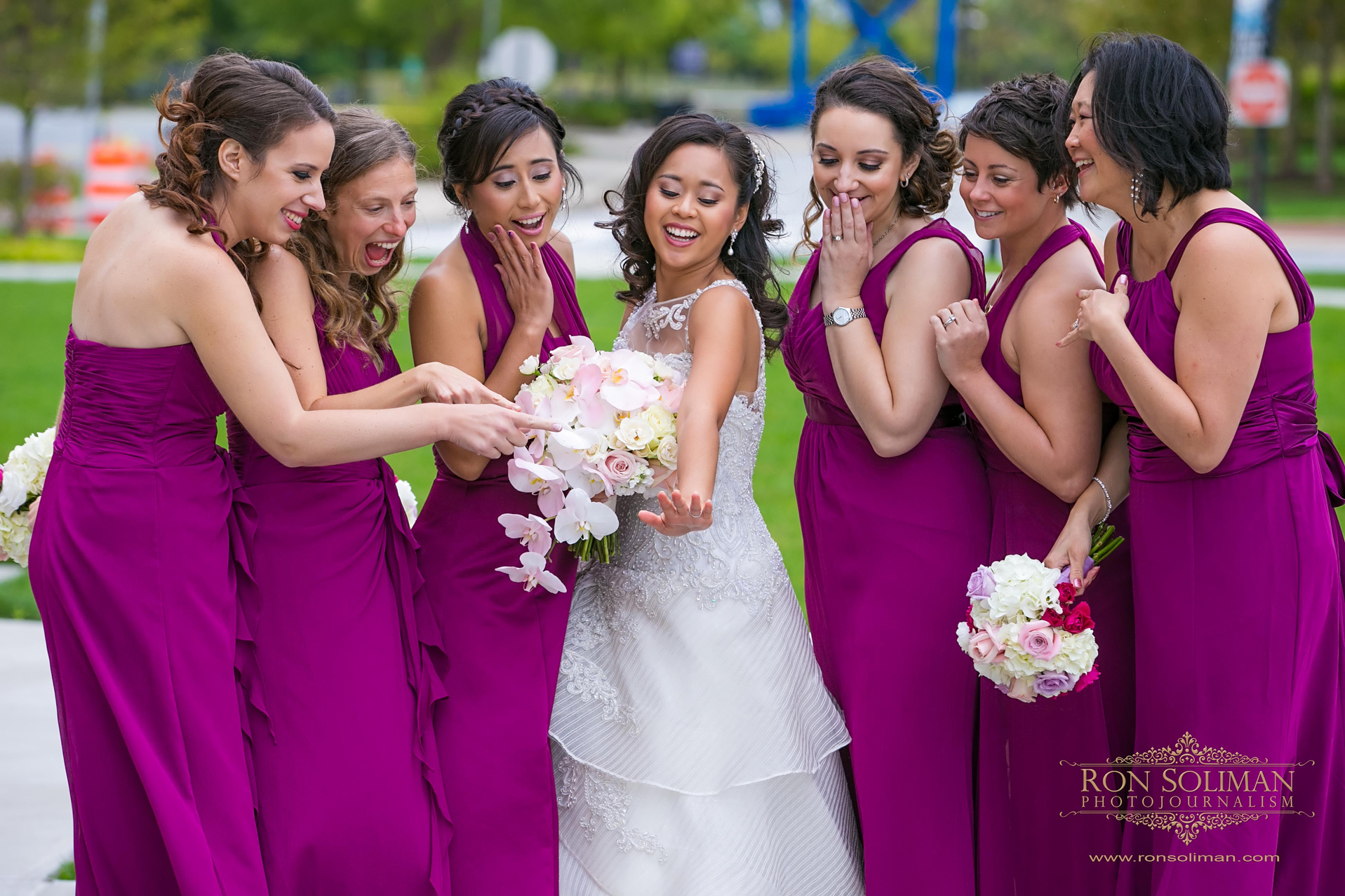 THE WATERFALL Wedding 17