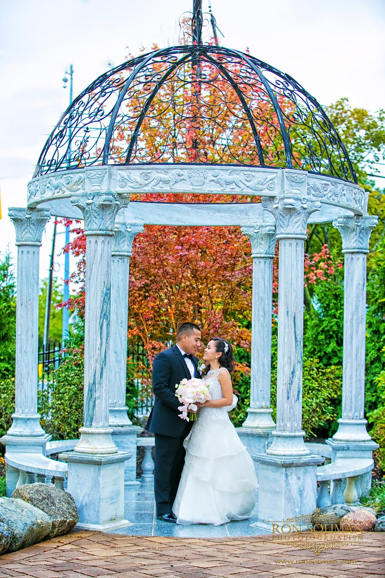 THE WATERFALL Wedding 18