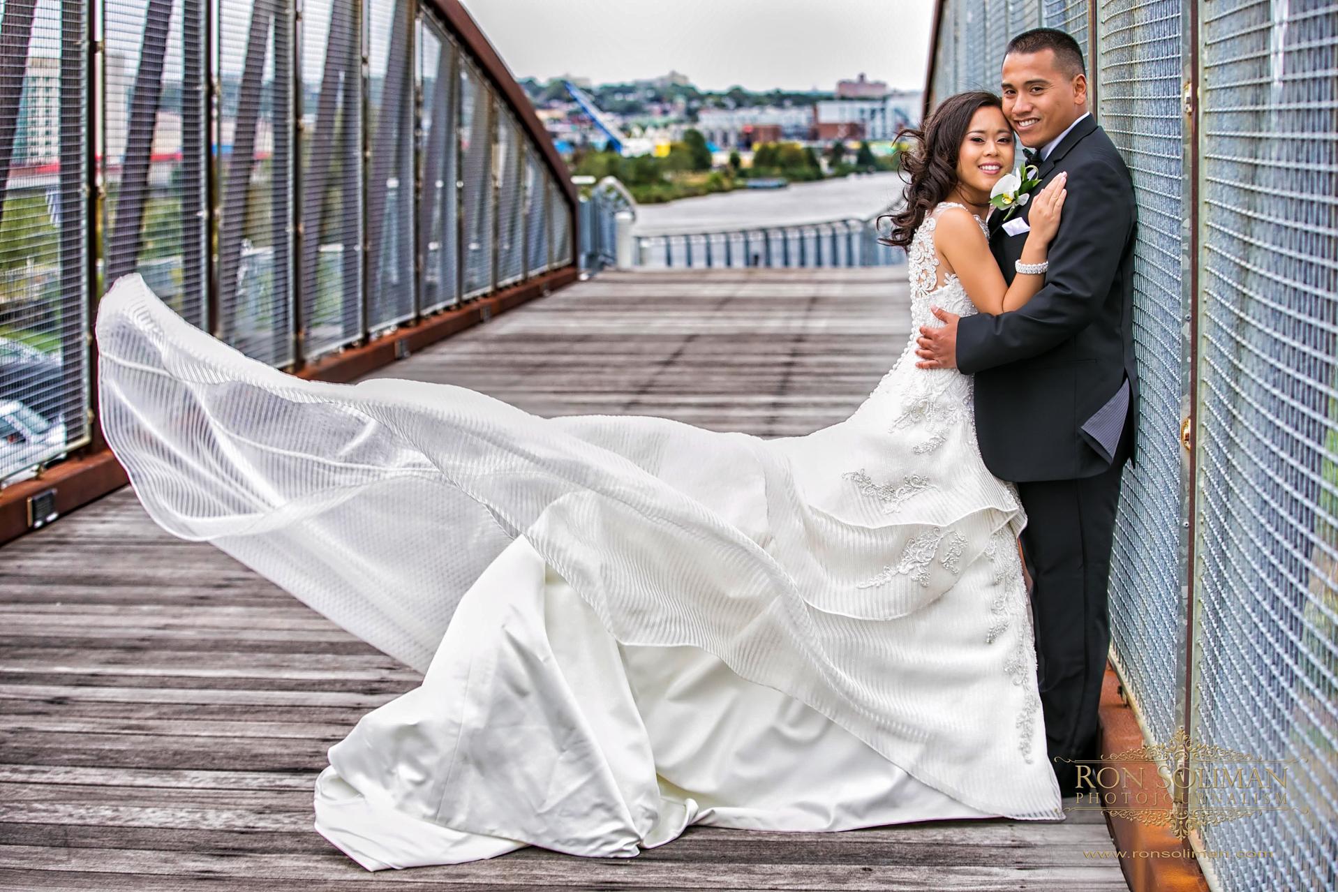 THE WATERFALL Wedding 19
