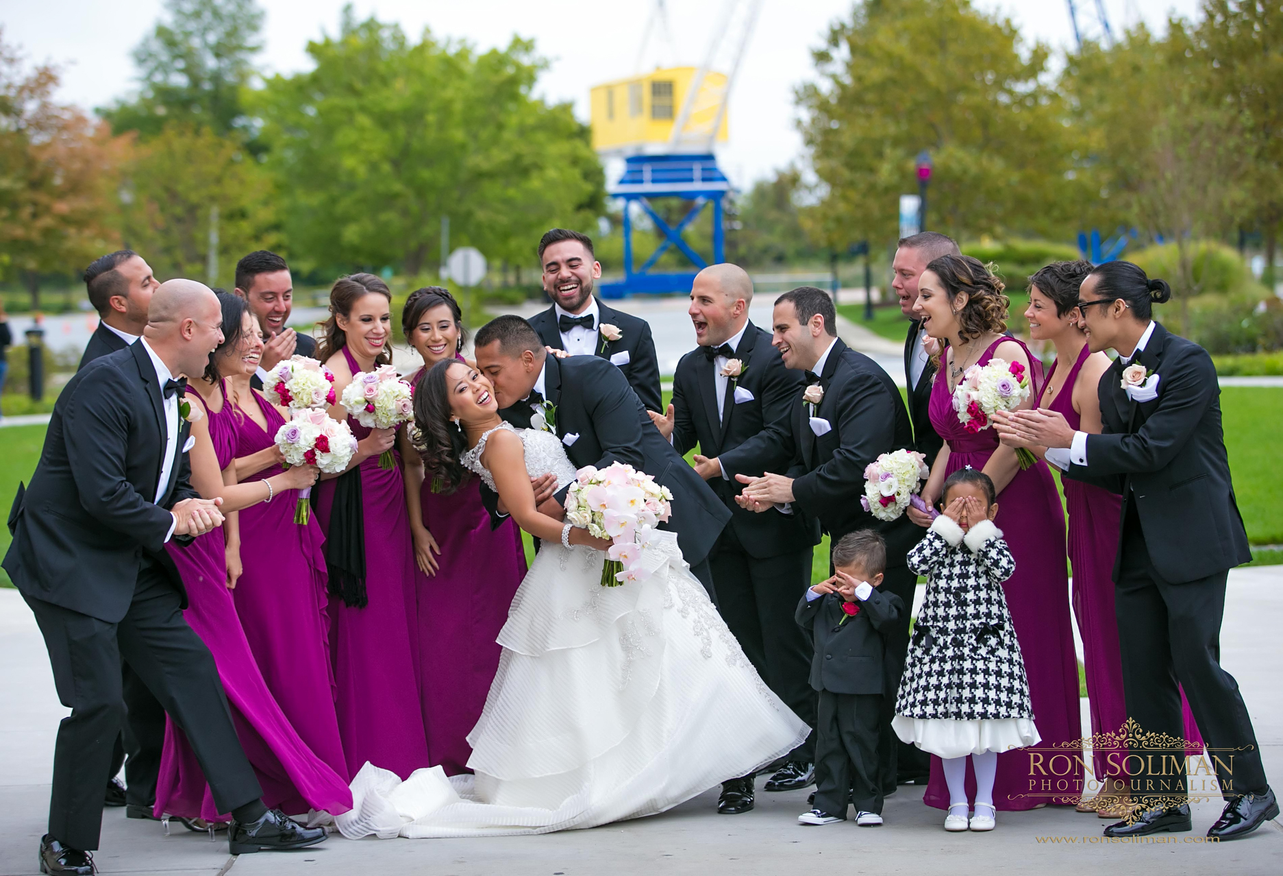 THE WATERFALL Wedding 20
